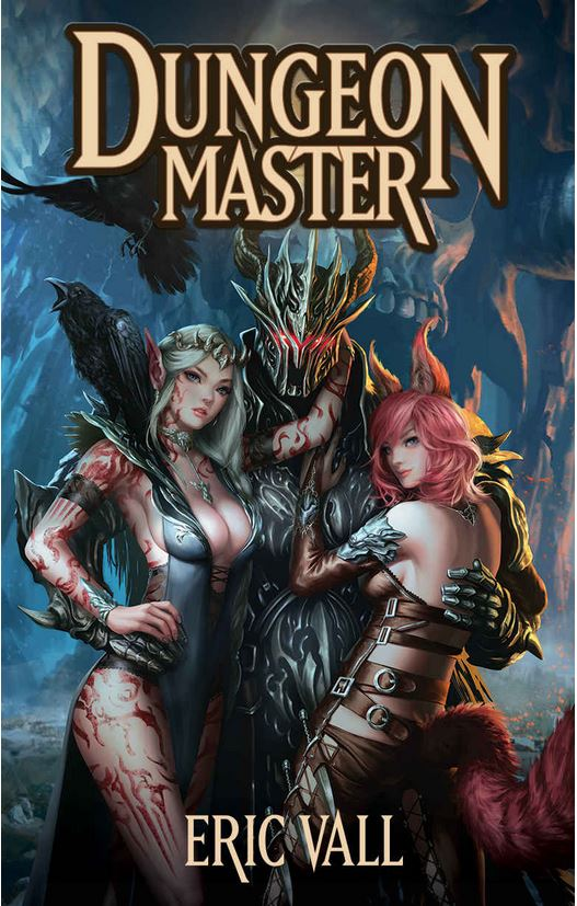 Dungeon Master 1 Cover