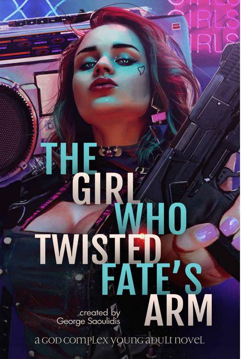 Girl Twist Fate Cover