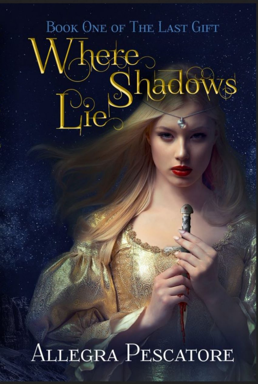 Where Shadows Lie Cover