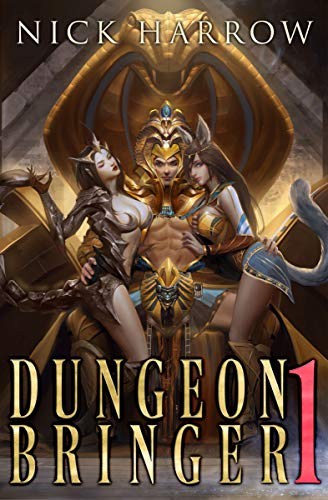 Dungeon Bringer 1 Cover