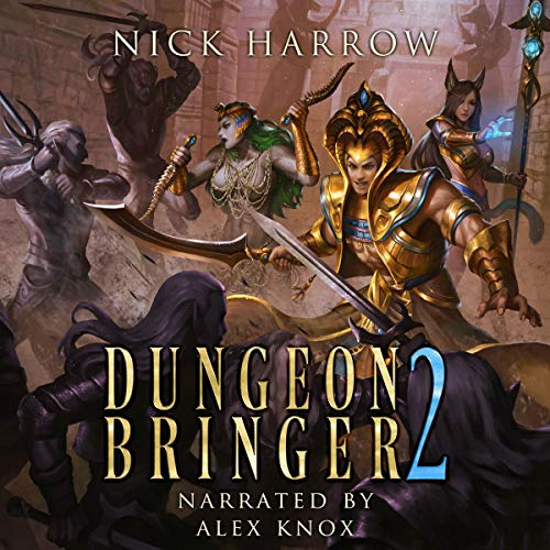 Dungeon Bringer 2 Cover
