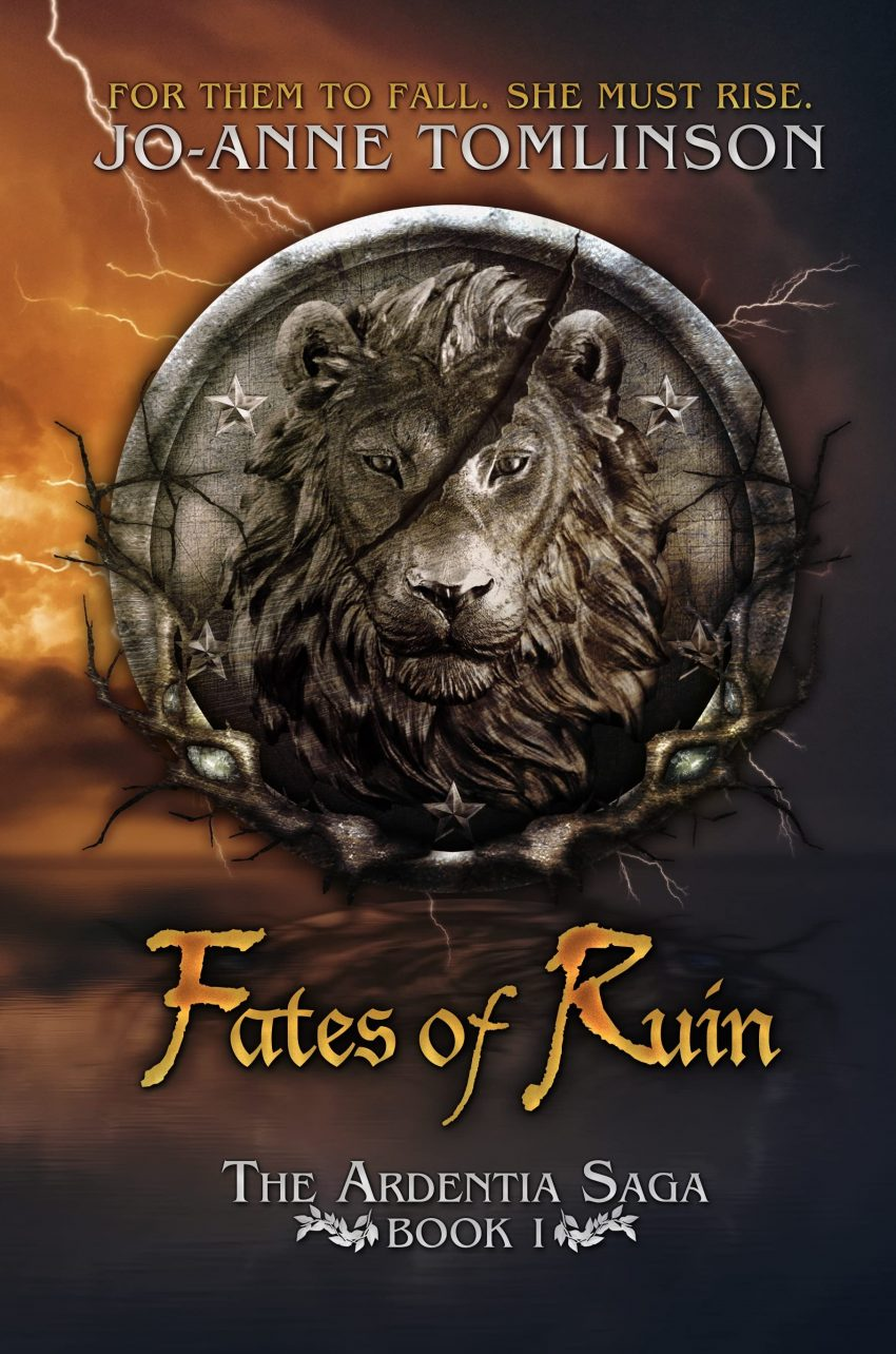 Fates of Ruin Cover