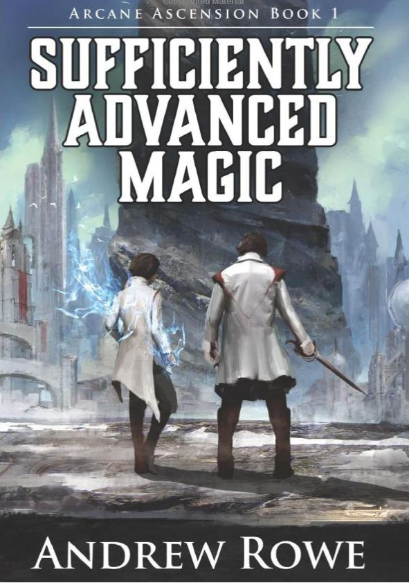 Sufficiently Advance Magic Cover Cover