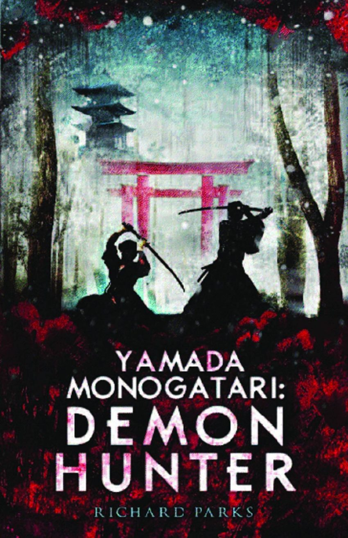 Yamada Monogatari Cover